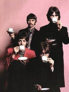 Who's your favorite tea drinking Beatle?
