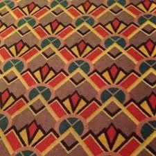 Egyptian Art Deco Rug