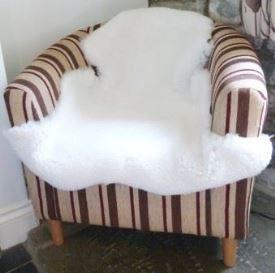 Sheepland 100% British Sheepskin Chair Covers
