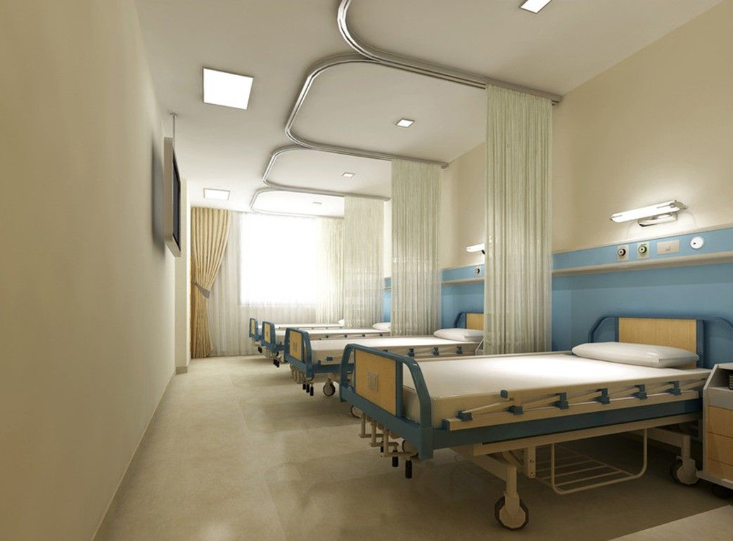 Hospital ward interior design 1042 770 se for Clinic interior design