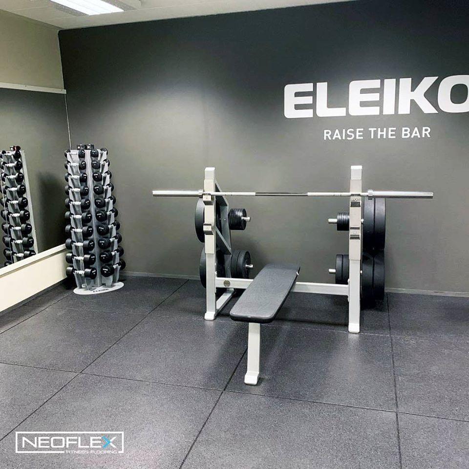 Simple But Effective Neoflex Premium Gym Tiles Below Eleikosport Equipment Tiles Home Decor Decor