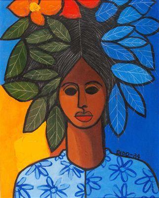 Candido Bido Paintings Google Search Caribbean Art Painting Figure Painting