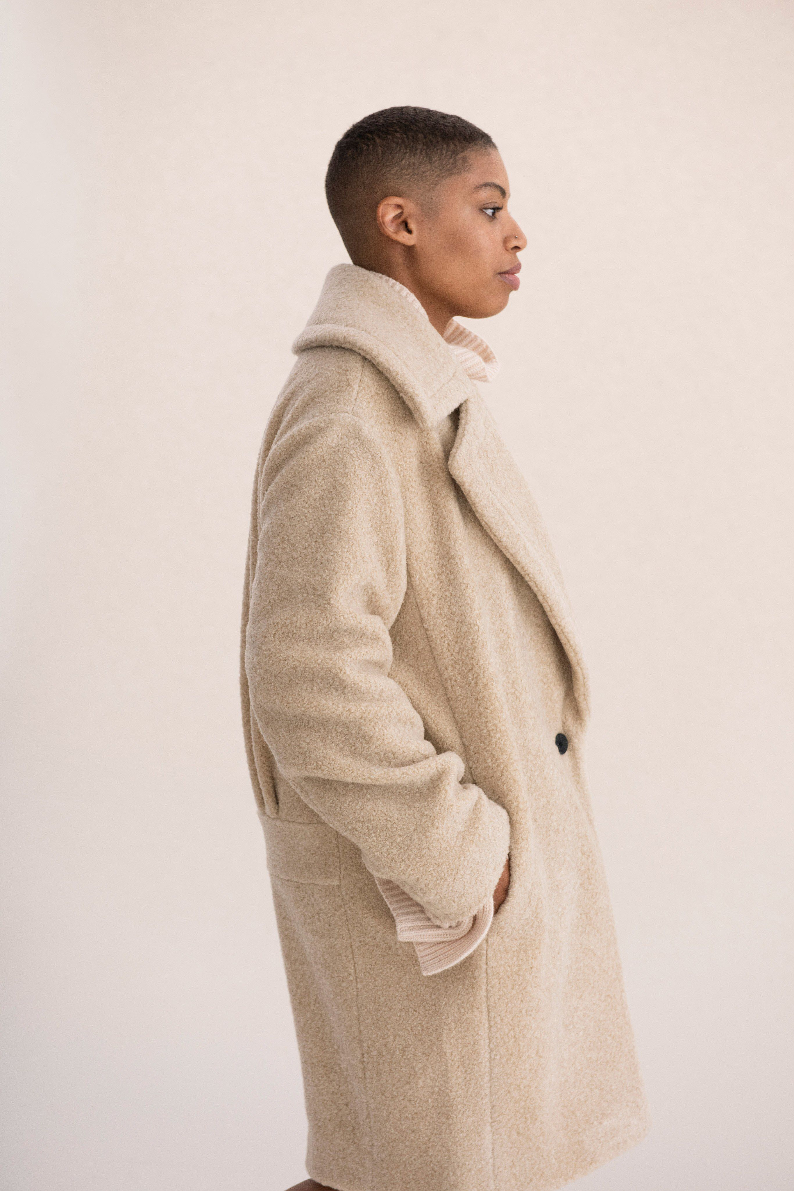 Club Monaco Fall 2018 Ready to Wear Fashion Show Collection