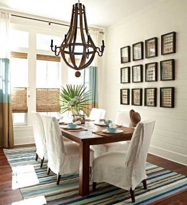 Modern And Contemporary Dining Room Decorating Ideas