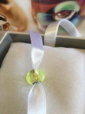 Authentic-Trollbead-Charms-60191-Lime-Prism-Bead