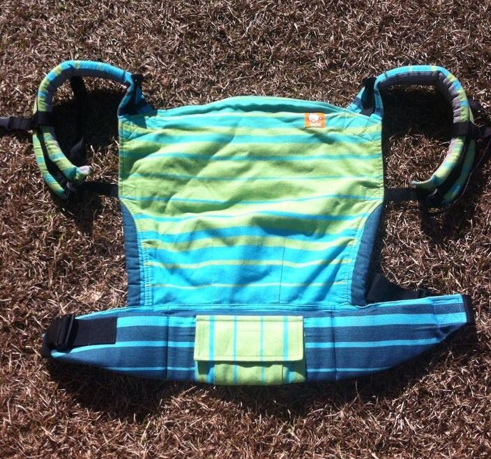 Neobulle Petit Prince Turquoise Weft (Chouchous Fr Exclusive) TULA BABY  CARRIER 3f101505635