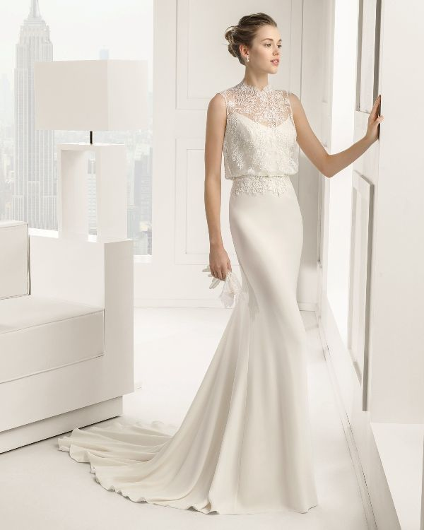 The 5 Stunning 2015 Wedding Dress Trends Are The Best Bridal Looks