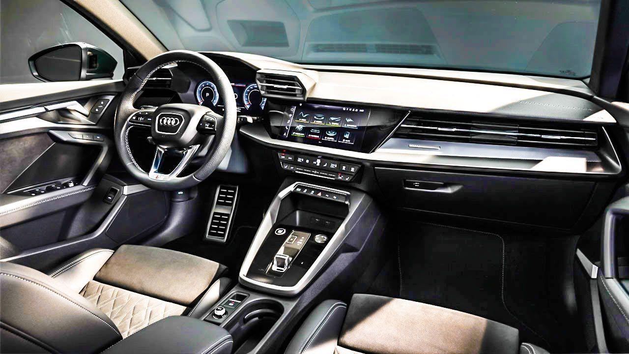 2021 Audi A3 Sedan Interior In 2020 Audi A3 Sedan Sedan Audi A3