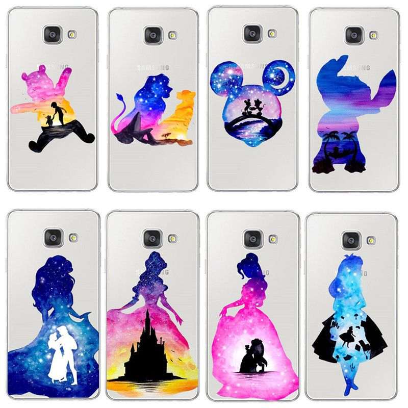 coque galaxy s6 princesse
