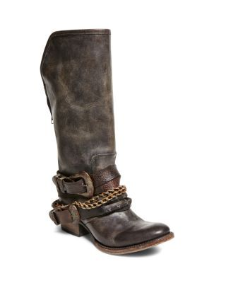 Steven Knox Tall Boots Shoes