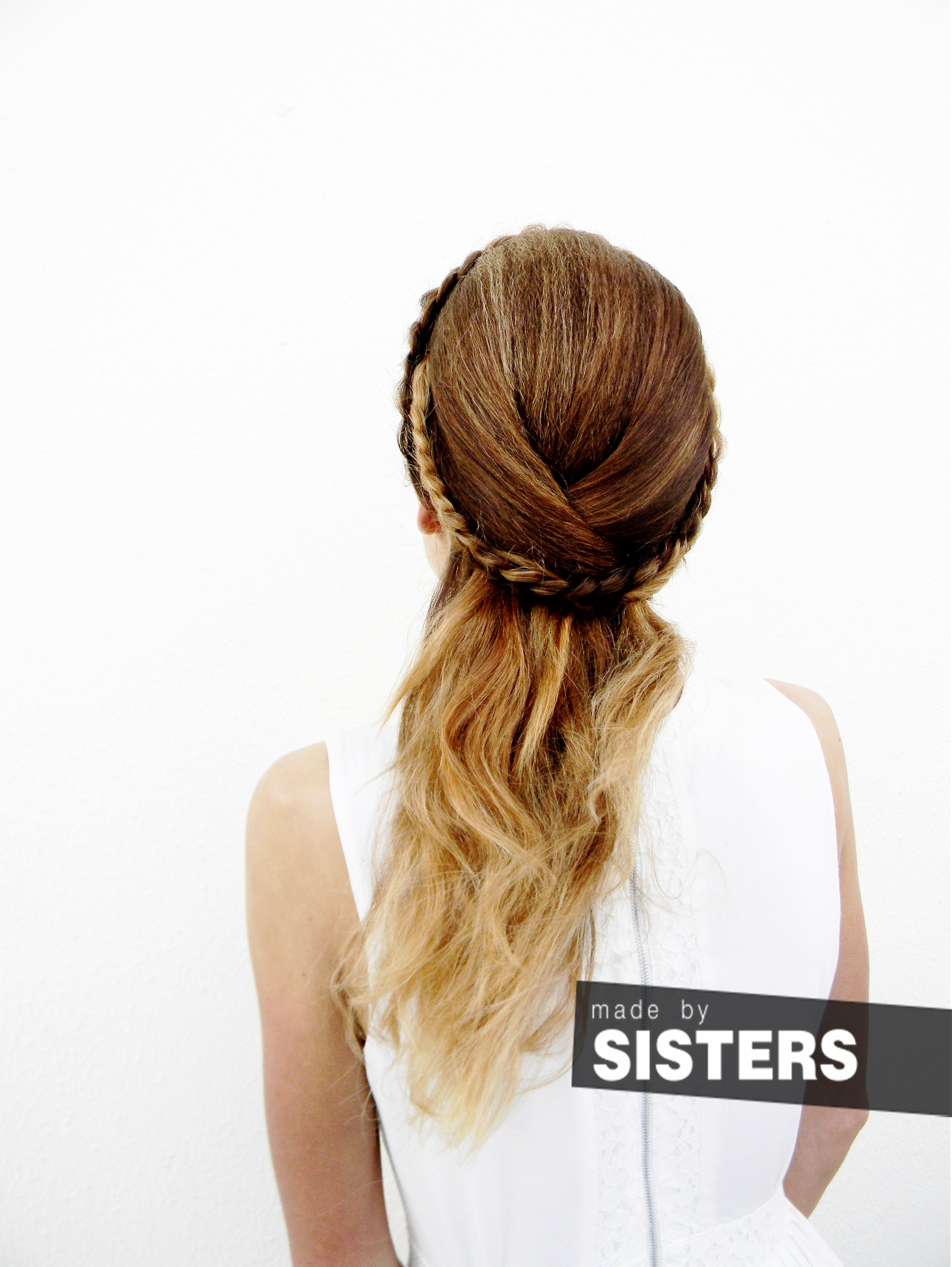Pin by SISTERS on BRAIDS ,Hairstyle,Wedding hairstyle.made by ...