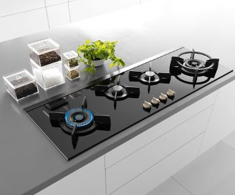 Gas Kochfeld Malerei : Atag hg mdb gas hob wins red dot design award