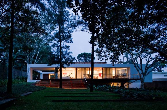 postmodern architecture homes. Simple Postmodern Santo Amaro House In Sao Paola Brazil A Great Example Of Postmodern  Architecture By In Postmodern Architecture Homes H