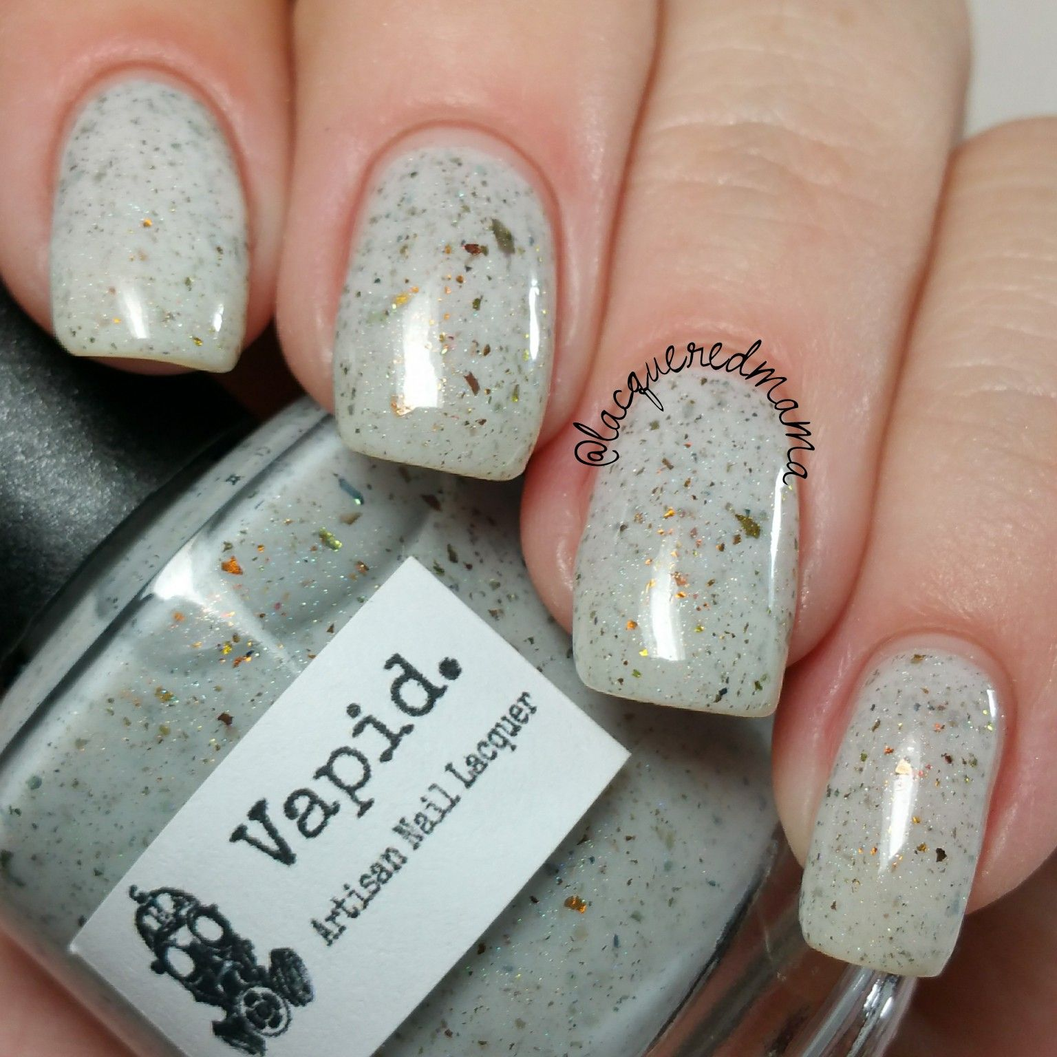 Vapid Lacquer Snow Fox - Winter 2015 Collection