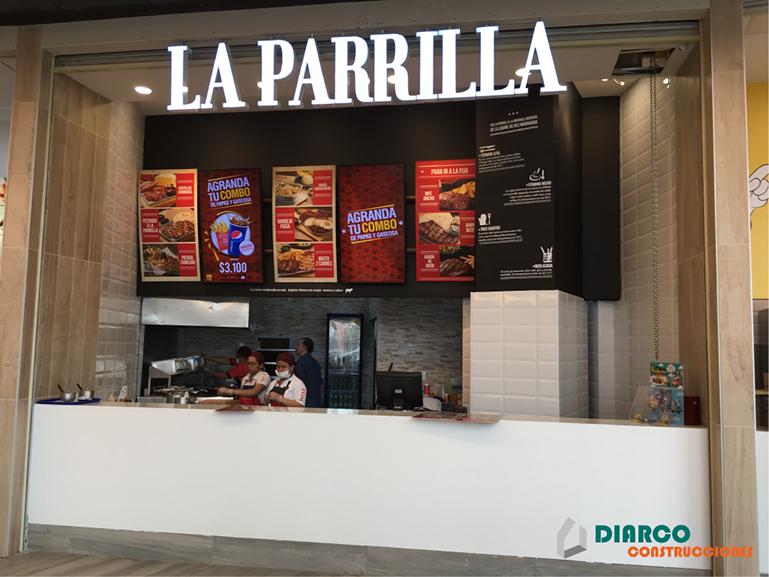 Diarco | La Parrilla Parque Colina