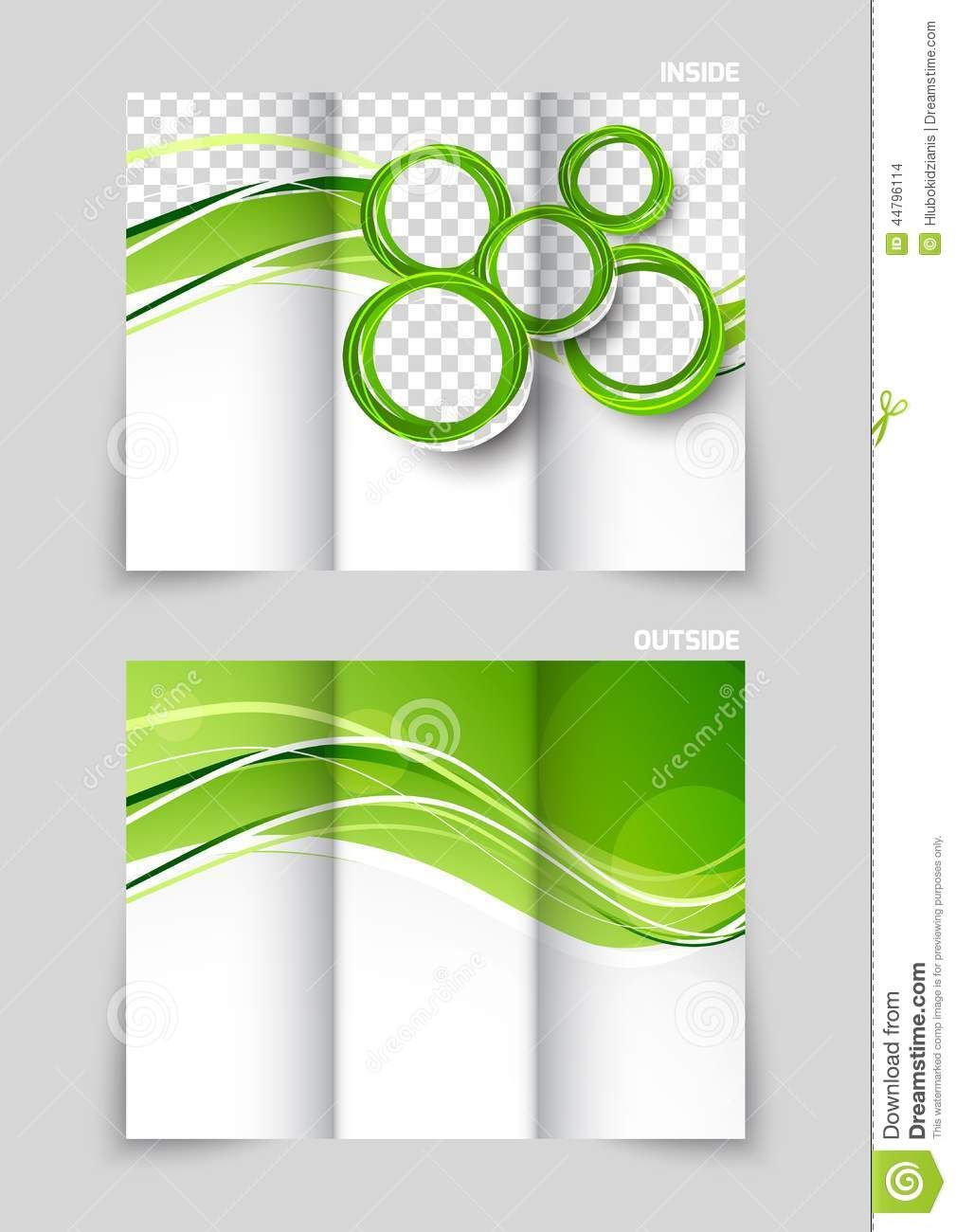 Tri Fold Brochure Template Design Download From Over 27 Million