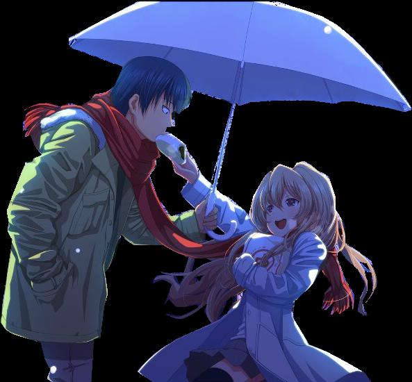 taiga and ryuuji hug Google Search Awesome Anime! xD