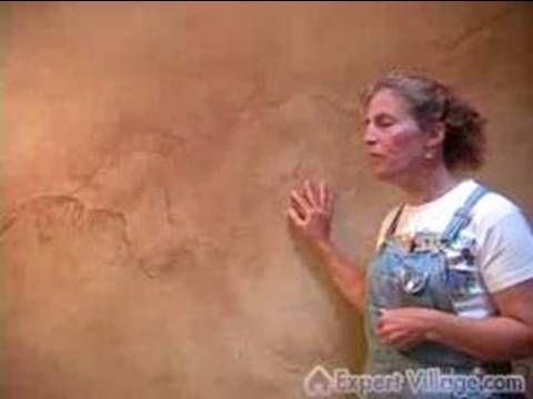 How to Faux Paint : Texturing your Wall before Faux Painting : DIY Faux Painting