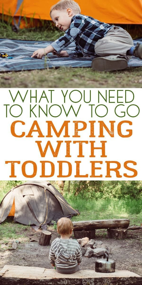 Photo of Top Tips for Camping with Toddlers