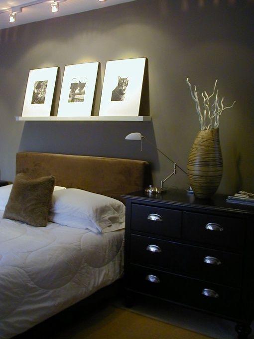 masculine bedrooms | Masculine Bedroom - Bedroom Designs ...