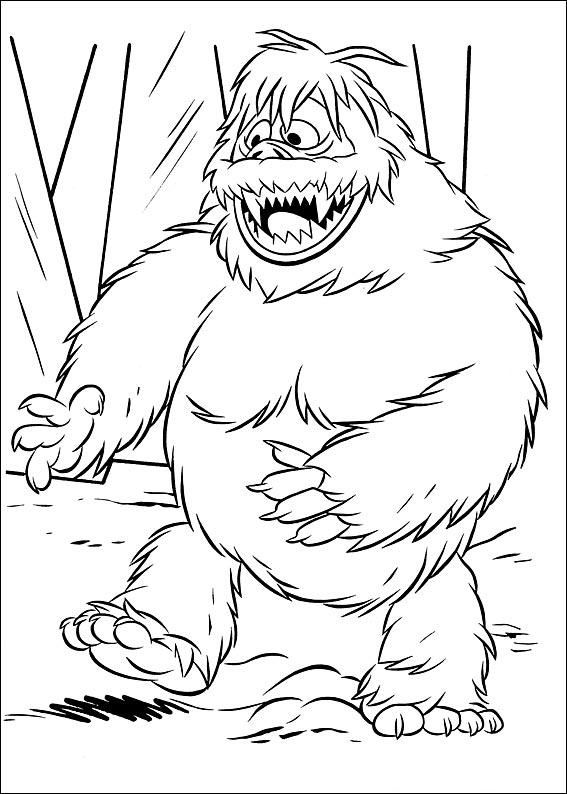 Rudolph The Red Nose Reindeer Rudolph Coloring Pages Monster Coloring Pages Snowman Coloring Pages