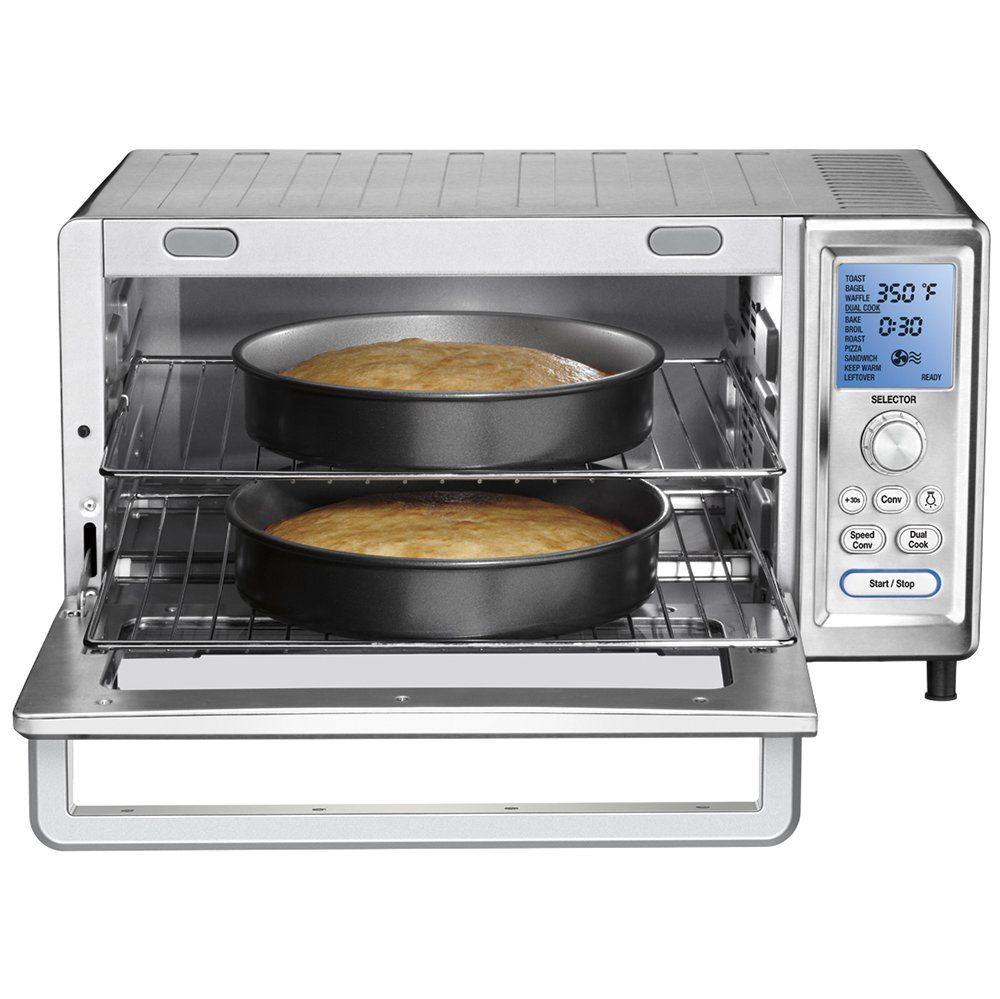 Cuisinart Tob260n Chefs Toaster Convection Oven Silver Discontinued You Can Find Out More Details Stainless Steel Oven Toaster Oven Stainless Steel Toaster
