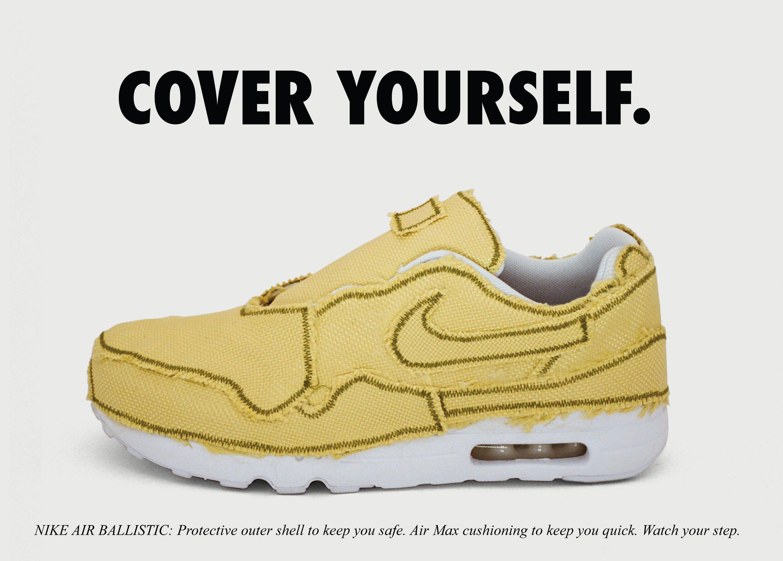Nike Celebrates Air Max 30th Anniversary with Fake Ads