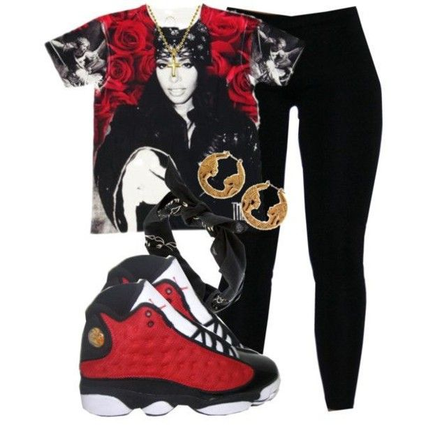 jordan+outfits+for+girls | jordans swag outfits for girls with jordans  polyvoreswag
