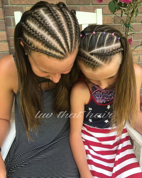 21 Trendy Braids Hairstyles For Black Women Kids Buns - Hair Beauty