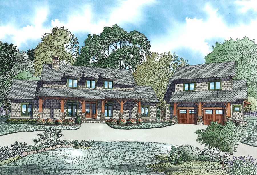 22a9b91fe60a88b9390e67478a152542 angler's lodge house plan 4447 dream home ideas pinterest,House Plans That Can Be Expanded