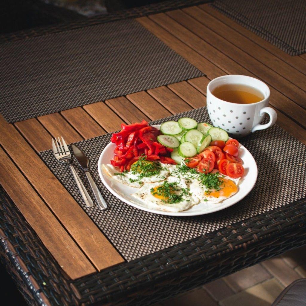 a cute breakfast!