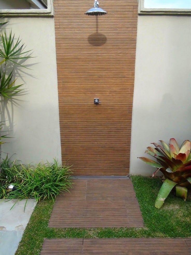 Revestimento para parede de chuveiro de piscina pesquisa for Duchas para piscinas exterior