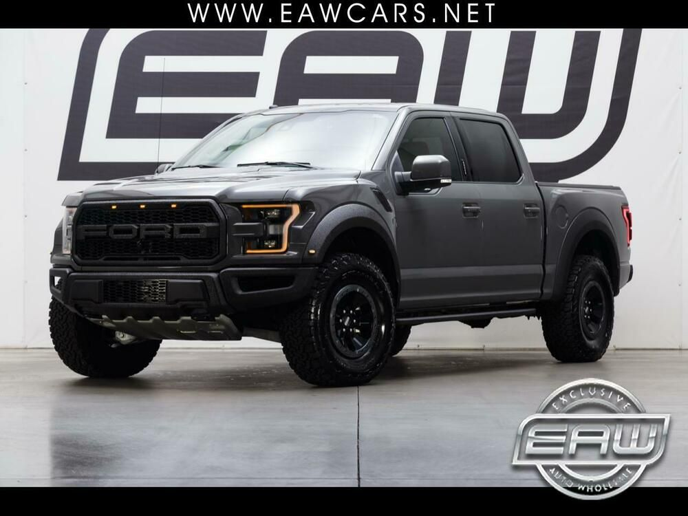 Ebay Advertisement 2018 Ford F 150 Raptor Supercrew 4wd 2018 Ford
