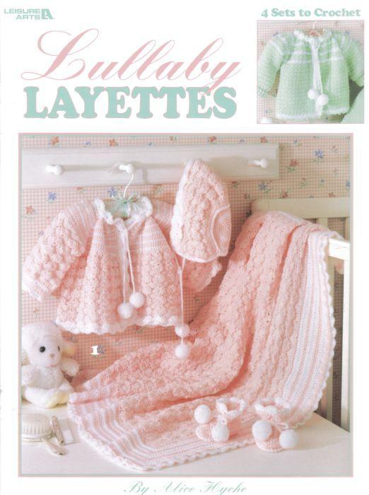 Baby Boy Layette Crochet Free Lullaby Layettes Baby Crochet