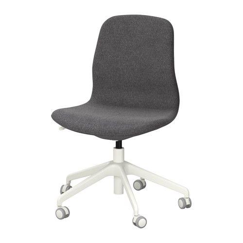 långfjäll   swivel chair, ergonomic office chair and kids study
