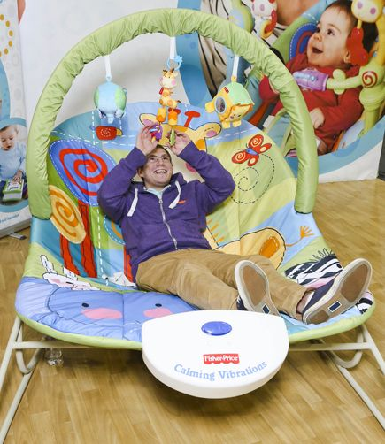 37f12f63e20 Adult size baby bouncer