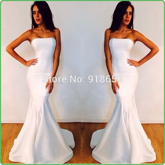 Cheap Evening Dresses, Buy Directly from China Suppliers: WELCOME TO  ROSEMARY BRIDAL Sexy Designer. Cheap Mermaid Prom DressesWhite ...