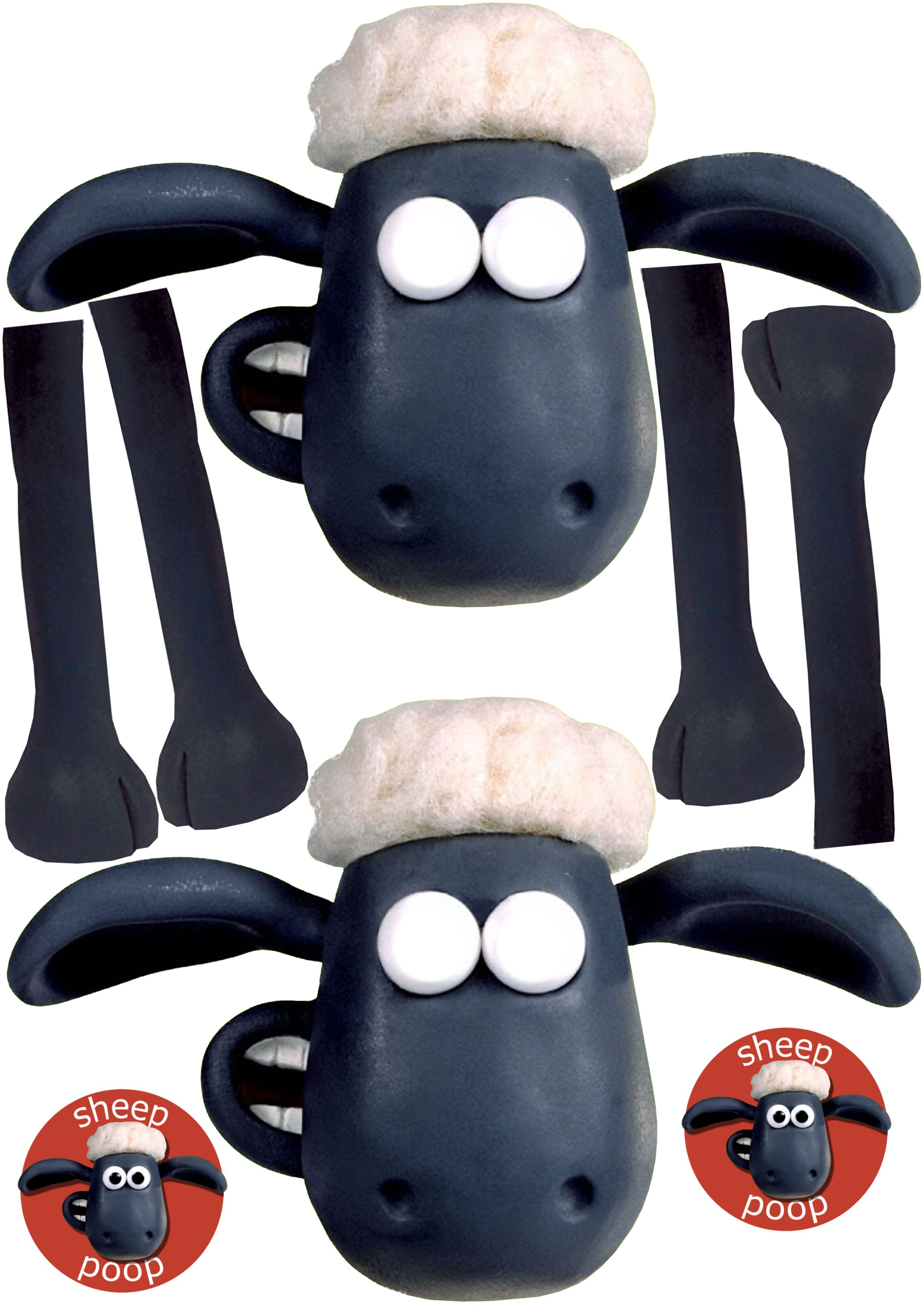 We Had A Shaun The Sheep Party (Including Free Shaun The Sheep Party ...