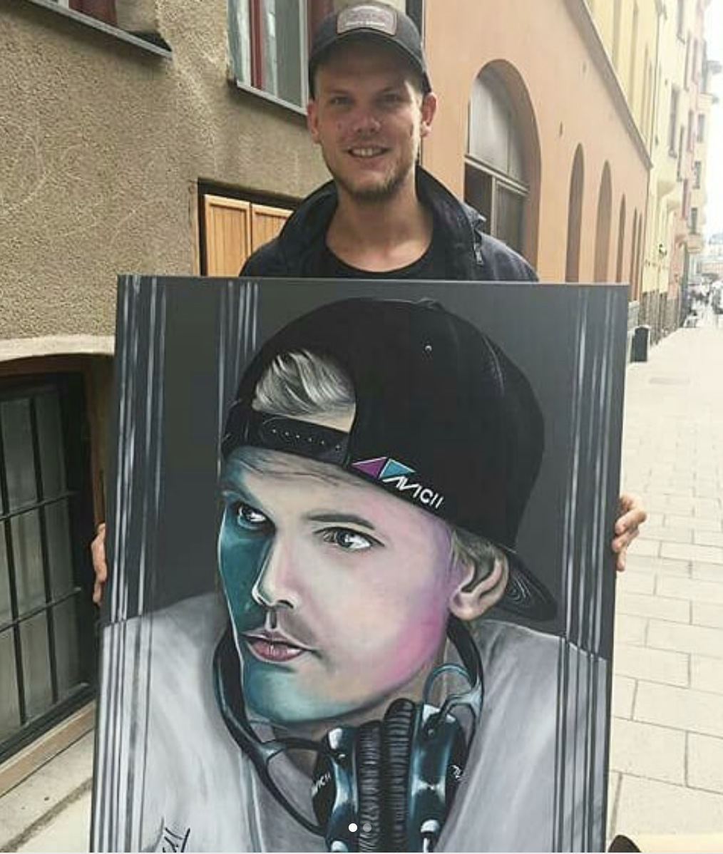 Avicii Loved His Fans Rest In Peace Our Angel We Love You