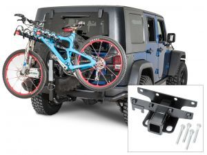 Allen Sports Deluxe 4 Bike Folding Carrier With Quadratec Premium