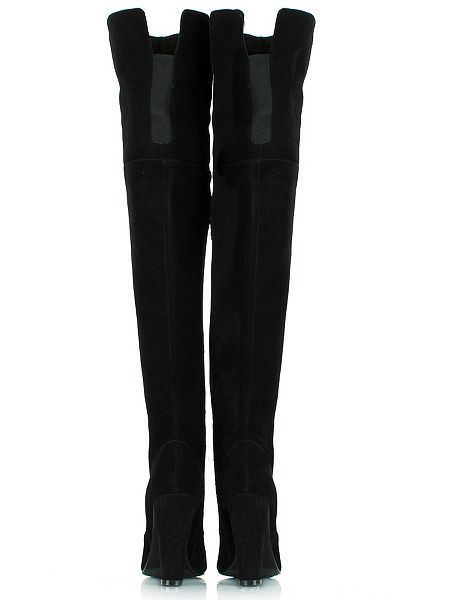 21ef791f78dbc Daniel Perfect suede over the knee boots …