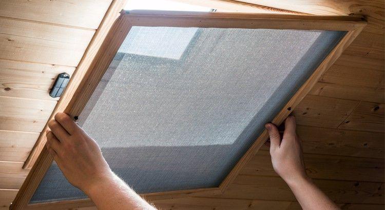 Comment Procéder Au Montage Dune Moustiquaire De Fenêtre