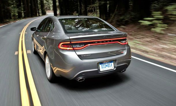 2013 Dodge Dart Limited Multiair Turbo With Images Dodge Dart