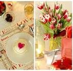 valentines day table setting ideas - Bing Images