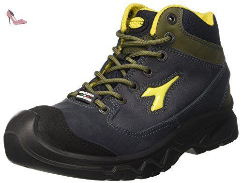 Continental Mixte Travail S3 De Ii Chaussures Diadora Adulte High 7q1B1f