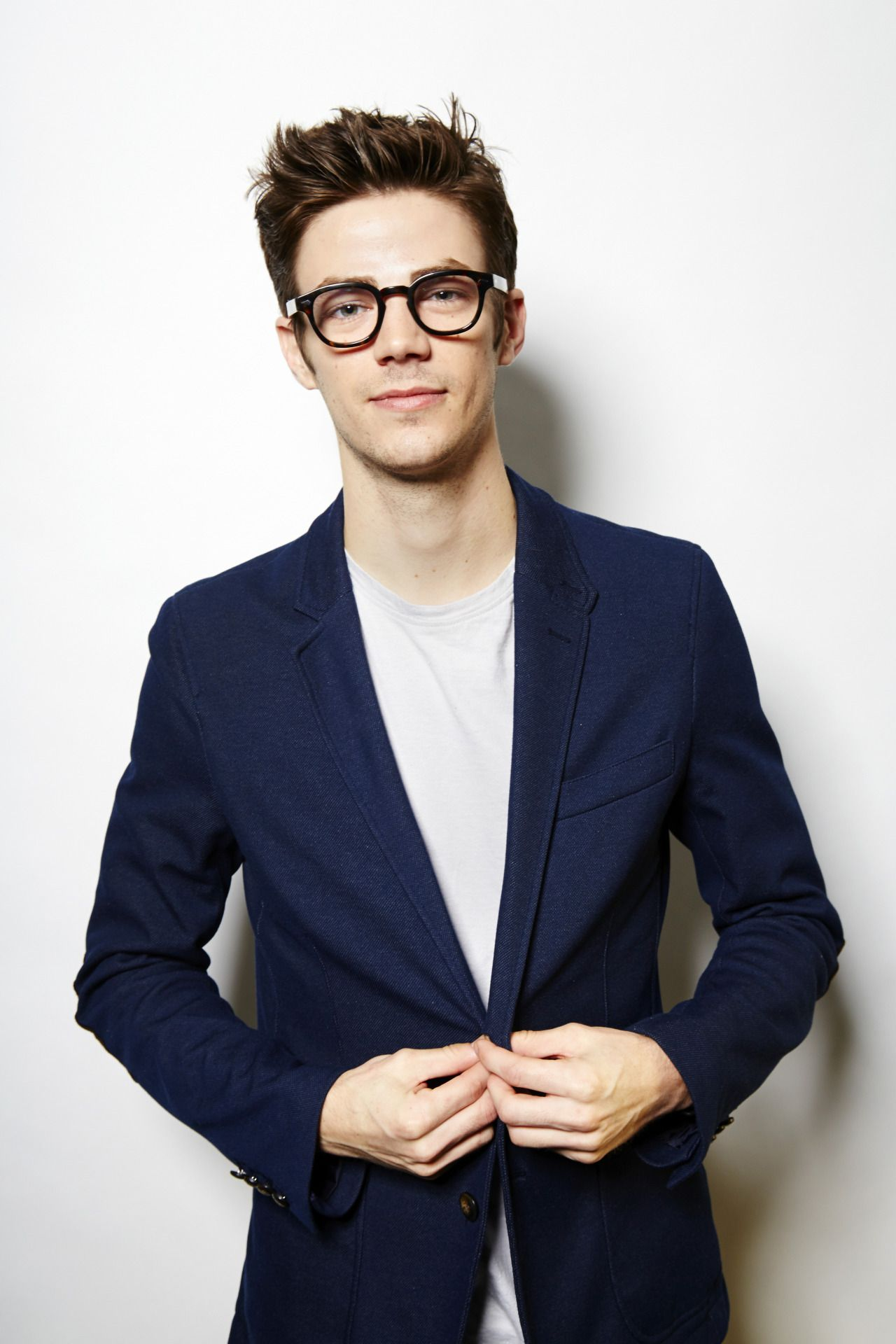 Grantgustin Speaks With The Associated Press Hq Photos