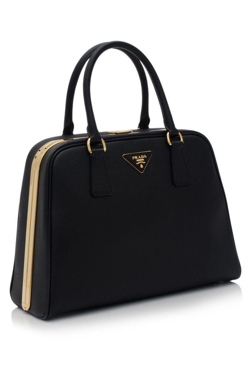 3df0c6dd6 Prada Saffiano Lux Borsa Cerniera HK$19,149 | Reebonz loves Miuccia ...