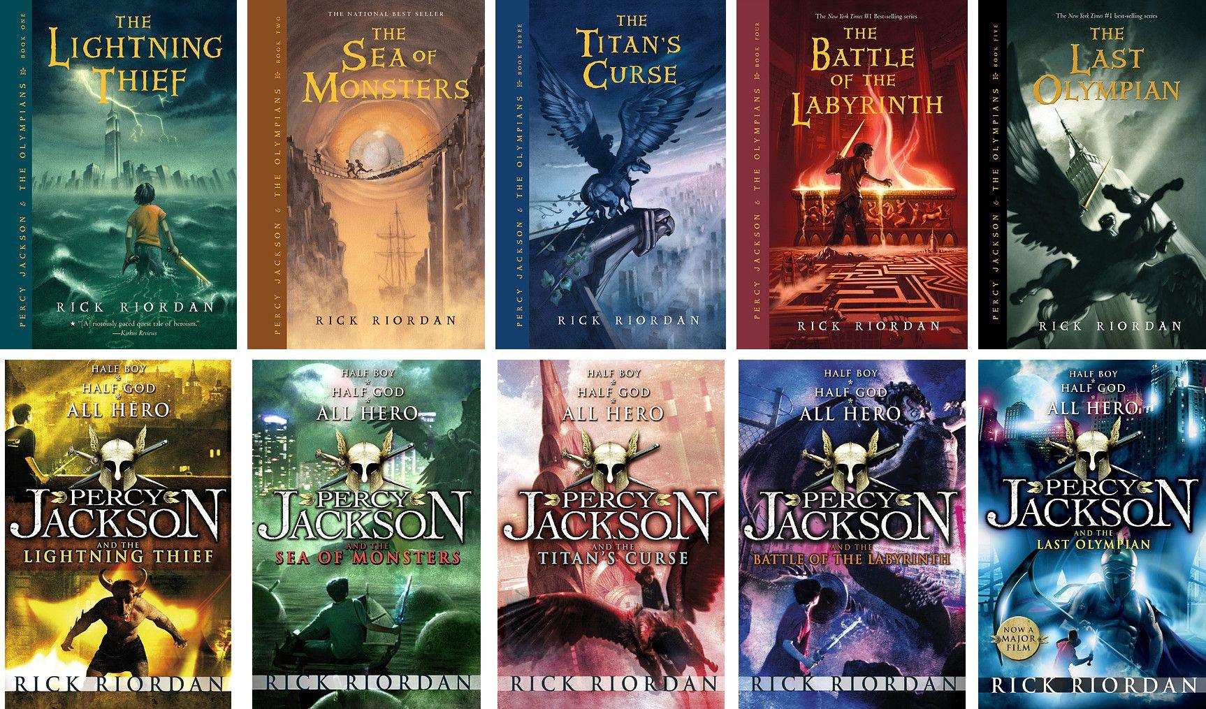 Rick Riordan Percy Jackson And The Olympians Percy Jackson Books Percy Jackson Percy Jackson And The Olympians