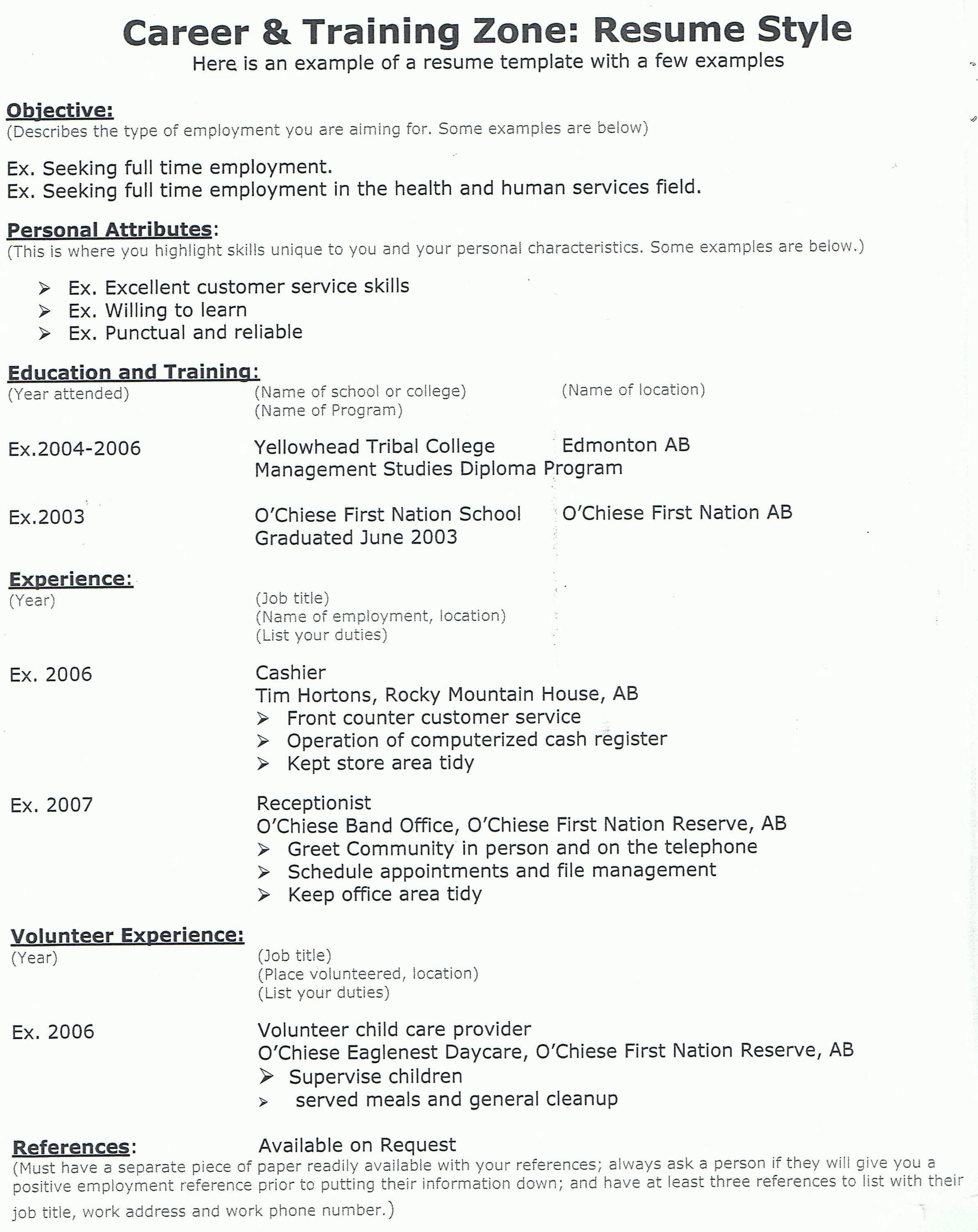 How To Write A Resume Example Sample Resume Examples Free Sample Letter And Cover Letter Hd Free Resume Examples Resume Good Resume Examples