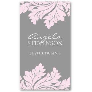 Esthetician business card design possibility esttica esthetician business card design possibility wajeb Images